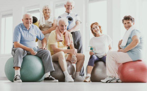 Salud física para todas las edades