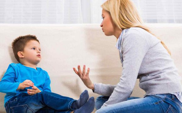 Cómo educar a los niños en la no violencia